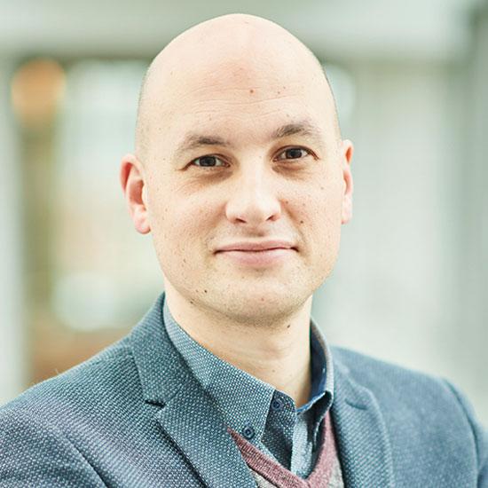 Jonas Van de Gucht - Director - PwC belgium